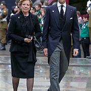 LUX/Luxemburg/20190504 -  Funeral<br /> of HRH Grand Duke Jean, Uitvaart Groothertog Jean, Griekenland