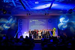 Sporto Dinner with Sporto Awards 2013 Ceremony during sports marketing and sponsorship conference Sporto 2013, on November 21, 2013 in Hotel Slovenija, Congress centre, Portoroz / Portorose, Slovenia. Photo by Vid Ponikvar / Sportida