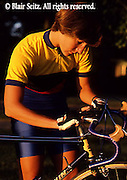 Bicycling, Pennsylvania, Outdoor Recreation, Biking in PA, Female Rider Sets Mileage Gage
