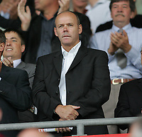 Photo: Lee Earle.<br /> Southampton v West Bromwich Albion. Coca Cola Championship. 12/08/2006. Southampton Technical Director, Sir Clive Woodward.