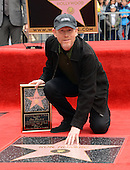 Ron Howard Walk of Fame Ceremony