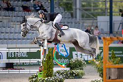 Philippaerts Thibault, BEL, Laurier<br /> Aachen International Jumping<br /> Aachen 2020<br /> © Hippo Foto - Stefan Lafrentz<br /> 06/09/2020