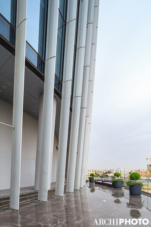 AS. Architecture-Studio • Rotana Hotel, Amman, Jordan • The Deck