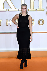 Singer Anne-Marie attending the Kingsman: The Golden Circle World Premiere held at Odeon and Cineworld Cinemas, Leicester Square, London. Picture date: Monday 18th September 2017. Photo credit should read: Doug Peters/Empics Entertainment