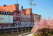 Zakład Narodowy im. Ossolińskich we Wrocławiu, Polska<br /> National Ossoliński Institute, Wrocław, Poland