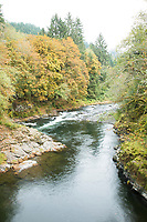 Wilson River, Tillamook, Oregon.