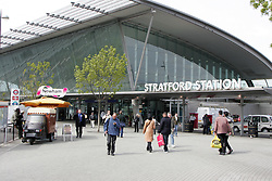 Straford Station East London