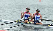 Eton Dorney, Windsor, Great Britain,..2012 London Olympic Regatta, Dorney Lake. Eton Rowing Centre, Berkshire.  Dorney Lake.  ...13:01:58  Saturday  04/08/2012 [Mandatory Credit: Peter Spurrier/Intersport Images]
