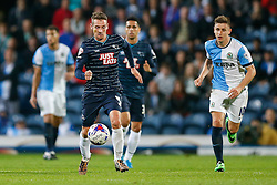 Craig Bryson of Derby in action - Photo mandatory by-line: Rogan Thomson/JMP - 07966 386802 - 17/09/2014 - SPORT - FOOTBALL - Blackburn, England - Ewood Park Stadium - Blackburn Rovers v Derby County - Sky Bet Championship.