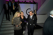 FRANCA SOZZANI. ( SHE WON THE FASHION PRIZE FOR THE ITALIAN VOGUE BLACK ISSUE.) RONNIE NEWHOUSE;  JONATHAN NEWHOUSE.    , brit Insurance Design Awards 2009. Design Museum. London. 18 March 2009. *** Local Caption *** -DO NOT ARCHIVE-© Copyright Photograph by Dafydd Jones. 248 Clapham Rd. London SW9 0PZ. Tel 0207 820 0771. www.dafjones.com.<br /> FRANCA SOZZANI. ( SHE WON THE FASHION PRIZE FOR THE ITALIAN VOGUE BLACK ISSUE.) RONNIE NEWHOUSE;  JONATHAN NEWHOUSE.    , brit Insurance Design Awards 2009. Design Museum. London. 18 March 2009.