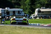 July 10-13, 2014: Canadian Tire Motorsport Park. #76 Aaron Povoledo, Corey Lewis, Musante Motorsport, Lamborghini of Boston