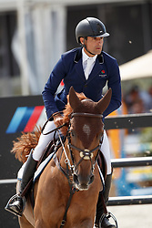 Fernandez Saro Manuel, ESP, U Watch<br /> Rolex Grand Prix CSI 5* - Knokke 2017<br /> © Dirk Caremans<br /> 09/07/17