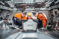 CHINA / Chengdu  /  <br /> <br /> Volvo Cars Plant in Chengdu / Workshop A<br /> <br /> © Daniele Mattioli for Volvo Cars Sweden