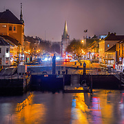 www.aziznasutiphotography.com                                This picture has been taken from Trondheim Canal.