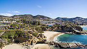 Laguna Beach at the Montage Drone Photography