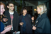 JENNIFER HIGGIE;, Frieze party, ACE hotel Shoreditch. London. 18 October 2014