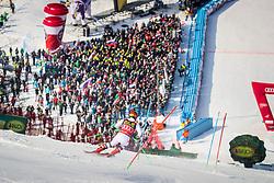 Marcel Hirscher (AUT) during 2nd run of Men's Slalom race of FIS Alpine Ski World Cup 57th Vitranc Cup 2018, on March 4, 2018 in Podkoren, Kranjska Gora, Slovenia. Photo by Ziga Zupan / Sportida