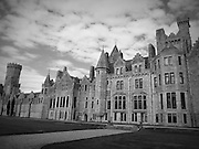 Humewood Castle, Wicklow, 1870