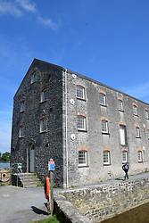 Tidal Mill at Carew Castle, Pembrokeshire, South Wales 2021