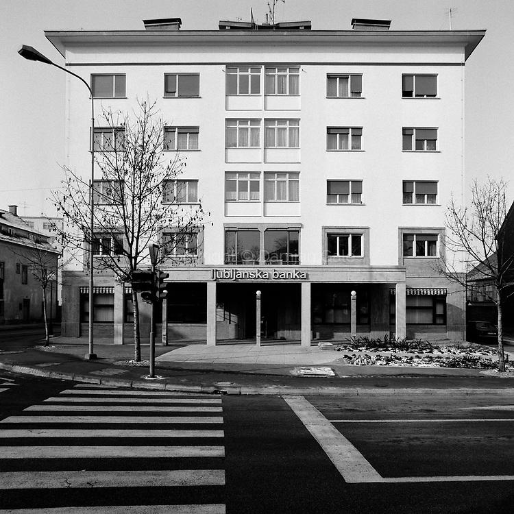 LB banka v Celju - Vrunčeva ulica