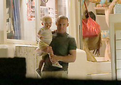 "Wayne Rooney, Manchester United footballer and his wife Coleen Rooney are seen leaving the restaurant ""Sa Punta"" in Ibiza, Spain in the company of their children and relatives after enjoying a dinner night on the Spanish island. 27 Jun 2017 Pictured: Wayne Rooney. Photo credit: Elkin Cabarcas / MEGA TheMegaAgency.com +1 888 505 6342"