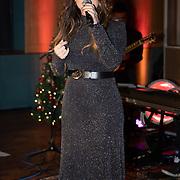 NLD/Hilversum/20181002 - Artiesten Holland zingt Kerst 2018, Karin Bloemen, Lee Towers, Trijntje Oosterhuis