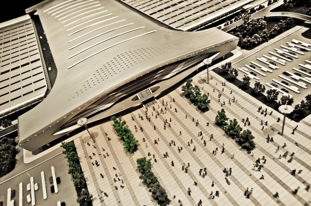 Chongqing Urban Planning Exhibition Hall