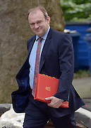 © Licensed to London News Pictures. 10/07/2012. Westminster, UK. Secretary of State for Energy and Climate Change, Ed Davey. Politicians in Downing Street today 10th July 2012. Photo credit : Stephen Simpson/LNP