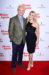 Michael Sheen and Reese Witherspoon attending a screening of Home Again in London. Picture Date: Thursday 21 September. Photo credit should read: Ian West/PA Wire