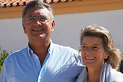 Francisco and Veronica Fino owner monte da penha alentejo portugal