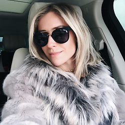 """Kristin Cavallari releases a photo on Instagram with the following caption: """"\u2601\ufe0f"""". Photo Credit: Instagram *** No USA Distribution *** For Editorial Use Only *** Not to be Published in Books or Photo Books ***  Please note: Fees charged by the agency are for the agency's services only, and do not, nor are they intended to, convey to the user any ownership of Copyright or License in the material. The agency does not claim any ownership including but not limited to Copyright or License in the attached material. By publishing this material you expressly agree to indemnify and to hold the agency and its directors, shareholders and employees harmless from any loss, claims, damages, demands, expenses (including legal fees), or any causes of action or allegation against the agency arising out of or connected in any way with publication of the material."""