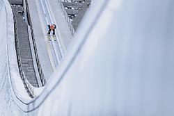 01.01.2021, Olympiaschanze, Garmisch Partenkirchen, GER, FIS Weltcup Skisprung, Vierschanzentournee, Garmisch Partenkirchen, Einzelbewerb, Herren, im Bild Markus Eisenbichler (GER) // Markus Eisenbichler of Germany during the men's individual competition for the Four Hills Tournament of FIS Ski Jumping World Cup at the Olympiaschanze in Garmisch Partenkirchen, Germany on 2021/01/01. EXPA Pictures © 2020, PhotoCredit: EXPA/ JFK