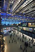 THAILAND: Bangkok<br /> Suvarnabhumi International Airport terminal