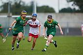 Meath v Derry - All-Ireland Camogie Intermediate Championship Qr. Final 2021