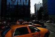 New York, New York. United States. January 20th 2008.Corner Broadway and Houston Street
