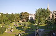 Parade Gardens, Bath, England