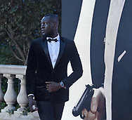 Tuesday 28 September 2021<br />Bond: No Time To Die - world film. premiere <br />The Royal Albert Hall.<br />Stormzy