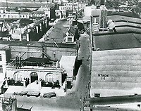1935 Paramount Pictures backlot