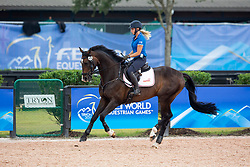 Swindells Pauliina, FIN, Ferro S<br /> World Equestrian Games - Tryon 2018<br /> © Hippo Foto - Sharon Vandeput<br /> 11/09/2018