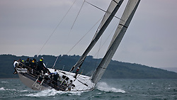 © Sander van der Borch. Cowes - England, August 4, 2009. Cowes week, IRC super zero class, first day of racing