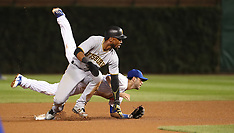Pittsburgh Pirates v Chicago Cubs - 29 Aug 2017