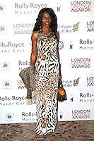 Sinitta, London Lifestyle Awards, Lancaster London Hotel UK, 03 October 2016, Photo by Richard Goldschmidt