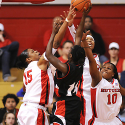 NCAA Women's Basketball - Cincinnati 52 at Rutgers 71 - Feb 23, 2009