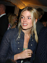 MISS ISABELLA ANSTRUTHER-GOUGH-CALTHORPE at a evening to celebrate the unveiling of the British Luxury Club at The Orangery, Kensington Palace, London W8 on 16th September 2004.<br /><br />NON EXCLUSIVE - WORLD RIGHTS
