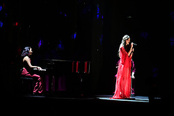 Olivia Rodrigo performs during the Brit Awards 2021 at the O2 Arena, London. Picture date: Tuesday May 11, 2021.