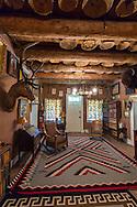 Residence, Hubbell Trading Post, National Historic Site, Ganado, Arizona