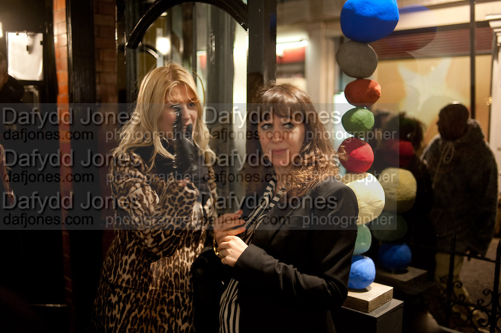 ROSAMUND PIKE; ANNIE MORRIS, There is a Land Called Loss   Annie Morris   Pertwee Andersen and Gold, in association with Adam Waymouth Art , Private View, 15 bateman st. W1 2nd February 2012