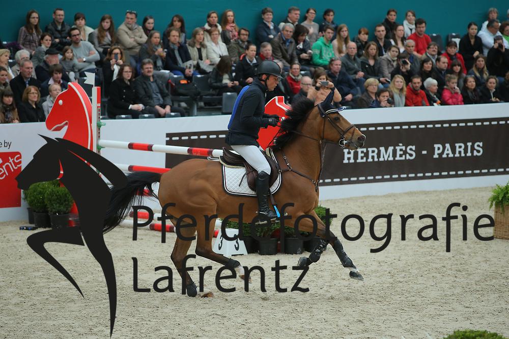 Gulliksen, Geir, Edesa S Banjan<br /> Paris - Saut Hérmes 2013<br /> © www.sportfotos-lafrentz.de/Stefan Lafrentz