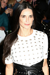 Demi Moore attends the Harper's Bazaar 150th Anniversary event at the Rainbow Room in New York City.
