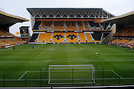 Molineux during the Sky Bet Championship match between Wolverhampton Wanderers and Reading at Molineux, Wolverhampton, England on 7 February 2015. Photo by Alan Franklin.
